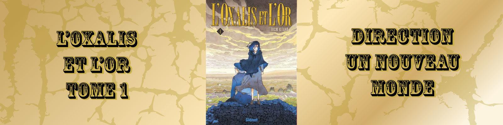 L'Oxalis et l'Or-Vol.-1