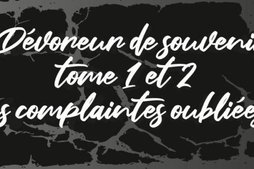 Le Dévoreur de souvenirs-Vol.-1-1
