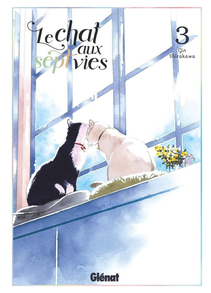 Le chat aux sept vies Vol. 3 fin-glénat