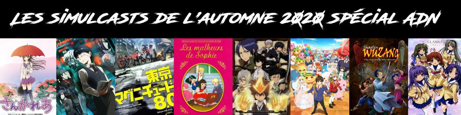 Les-simulcasts-automne-2020-spécial-adn