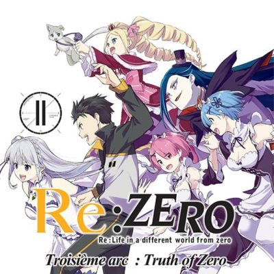 Re:Zero T11 3ème arc (25/09/2020)