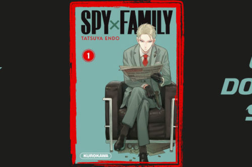 SPY × FAMILY-Vol.-1