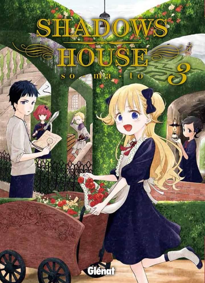 Shadows House Vol. 3
