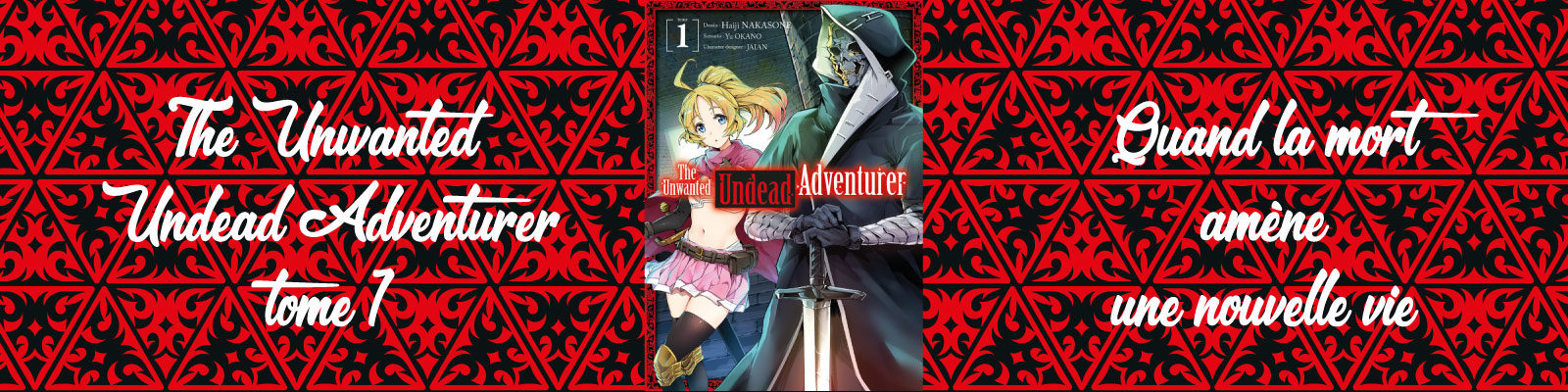 The Unwanted Undead Adventurer-Vol.-1