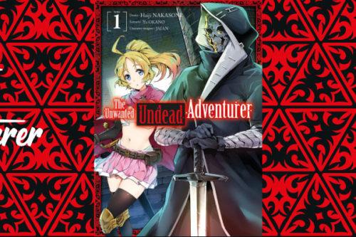 The Unwanted Undead Adventurer-Vol.-1