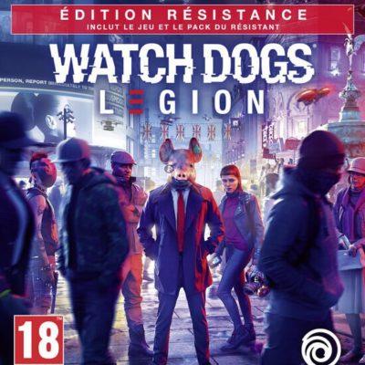 Watch Dogs Legion
