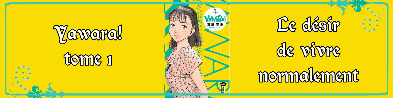 Yawara!-Vol.-1