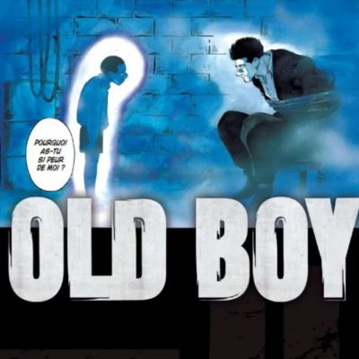 Old Boy T4 Réédition