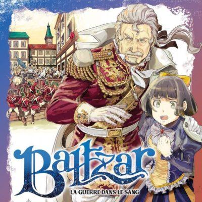 Baltzar - La guerre dans le sang T7