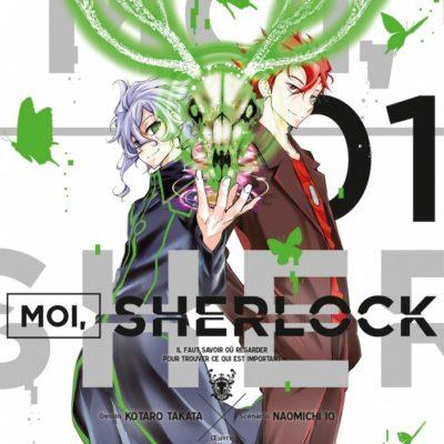 Moi, Sherlock T1