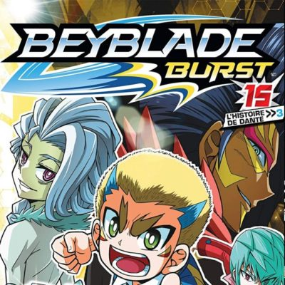 Beyblade Burst T15 (07/10/2020)