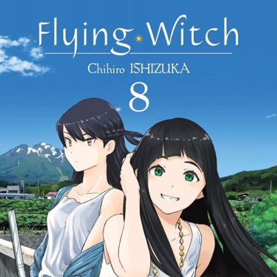 Flying Witch T8 (21/10/2020)