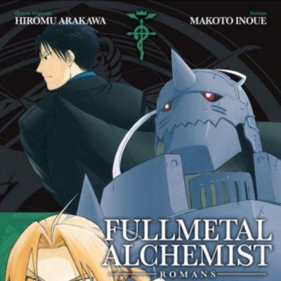 Fullmetal Alchemist Romans T5 & 6 (08/10/2020)