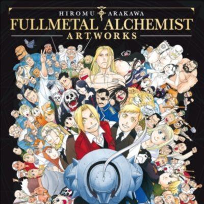 Fullmetal Alchemist Artworks (08/10/2020)