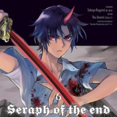 Seraph of the End - Glenn Ichinose T6 (23/10/2020)