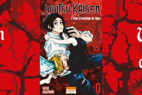 Jujutsu Kaisen-Vol.-0