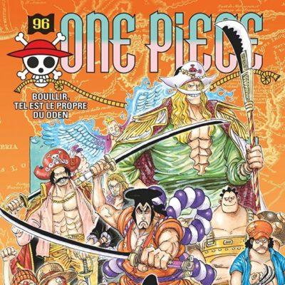 One Piece T96 (07/10/2020)