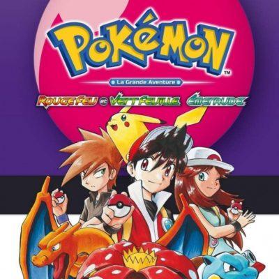 Coffret Pokémon Rouge Feu et Vert Feuille / Emeraude T1 à 4 (08/10/2020)
