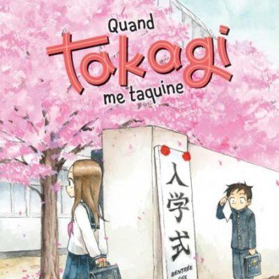 Quand Takagi me taquine T7 (07/10/2020)