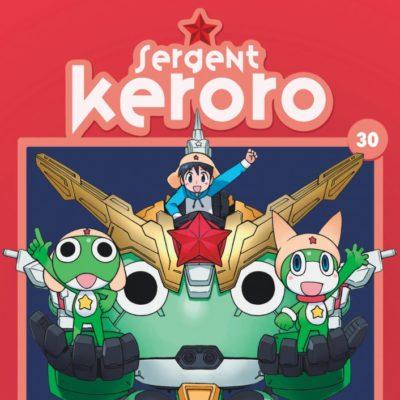Sergent Keroro T30 (16/10/2020)