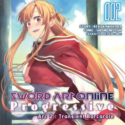 Sword Art Online Progressive: Arc 2 - Transient Barcarole T2 FIN (23/10/2020)
