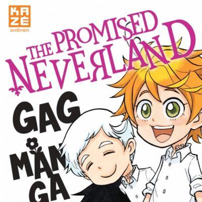 The Promised Neverland : Gag Manga (07/10/2020)