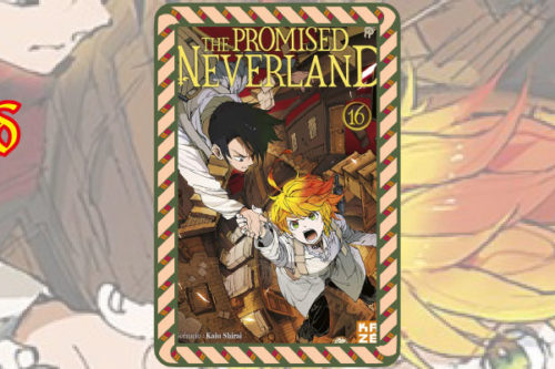 The Promised Neverland-Vol.-16