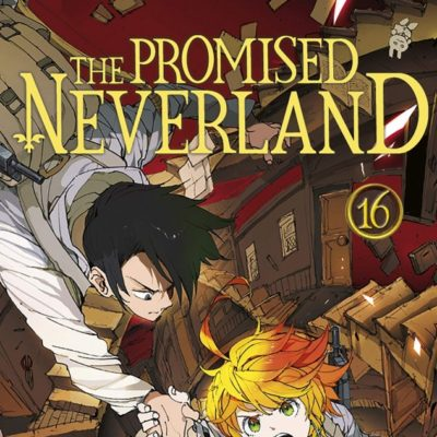 The Promised Neverland T16 (07/10/2020)