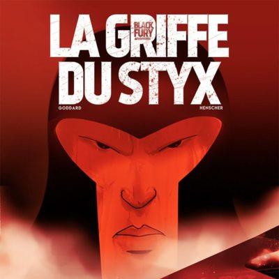 Black Fury - La Griffe du Styx T1