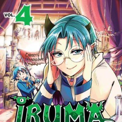 Iruma à l'école des démons T4