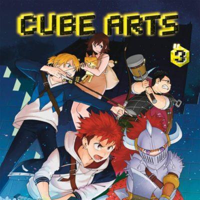 Cube Arts T3