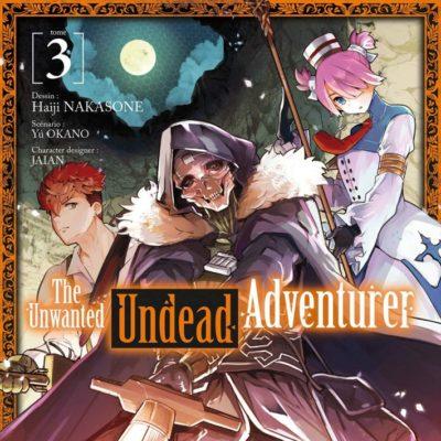 The Unwanted Undead Adventurer T3