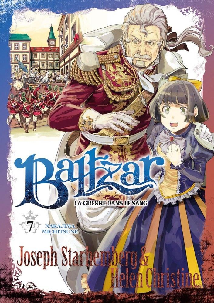 Baltzar - La guerre dans le sang Vol. 7 - Meian