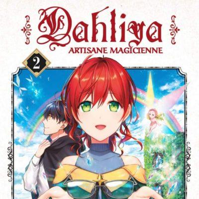 Dahliya Artisane Magicienne T2 (26/11/2020)