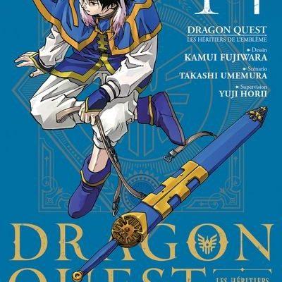 Dragon Quest - Les Héritiers de l'Emblème T14 (03/12/2020)