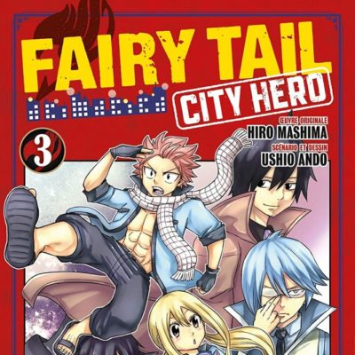 Fairy Tail - City Hero T3 (04/11/2020)