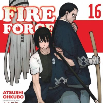 Fire Force T16 (06/11/2020)