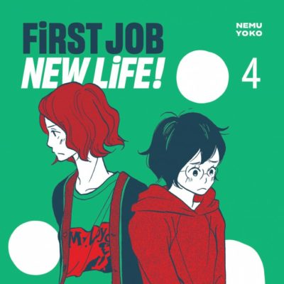 First Job New Life ! T4 FIN (20/11/2020)
