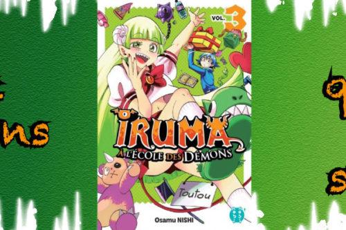Iruma à l'école des démons-Vol.-3