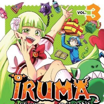 Iruma à l'école des démons T3 (18/11/2020)