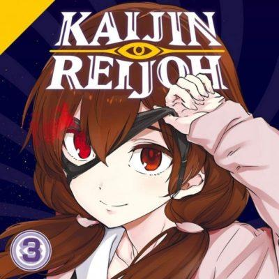 Kaijin Reijoh T3 (12/11/2020)