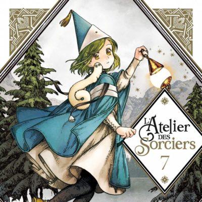 L'Atelier des sorciers T7 (25/11/2020)