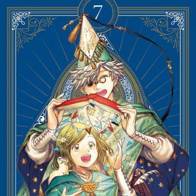 L'Atelier des sorciers T7 édition collector (25/11/2020)
