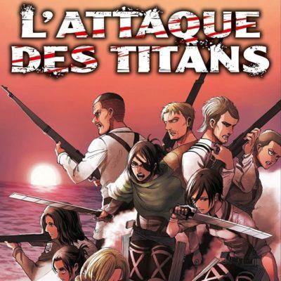 L'Attaque des Titans T32 (25/11/2020)