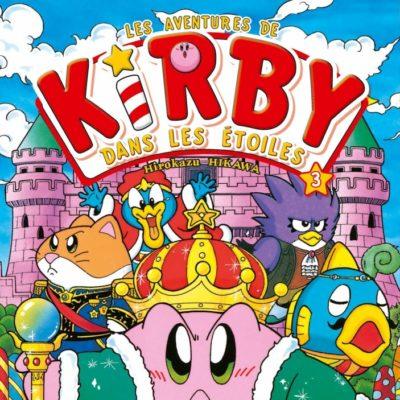 Les aventures de Kirby dans les étoiles T3 (02/12/2020)