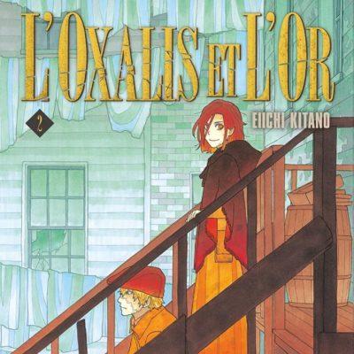 L'oxalis et L'or T2 (04/11/2020)