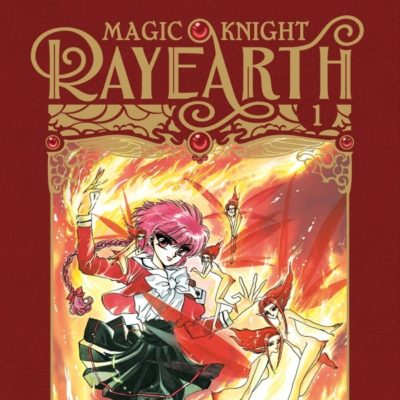 Magic Knight Rayearth T1 - nouvelle édition (18/11/2020)