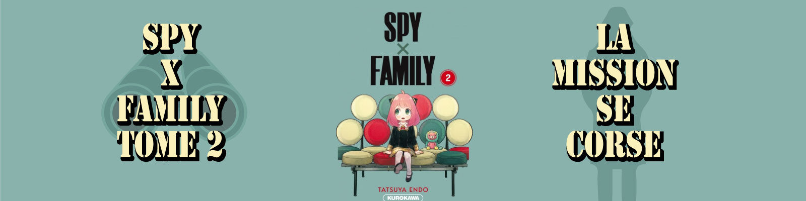SPY×FAMILY-Vol.-2