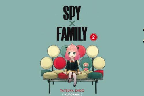 SPY×FAMILY-Vol.-2