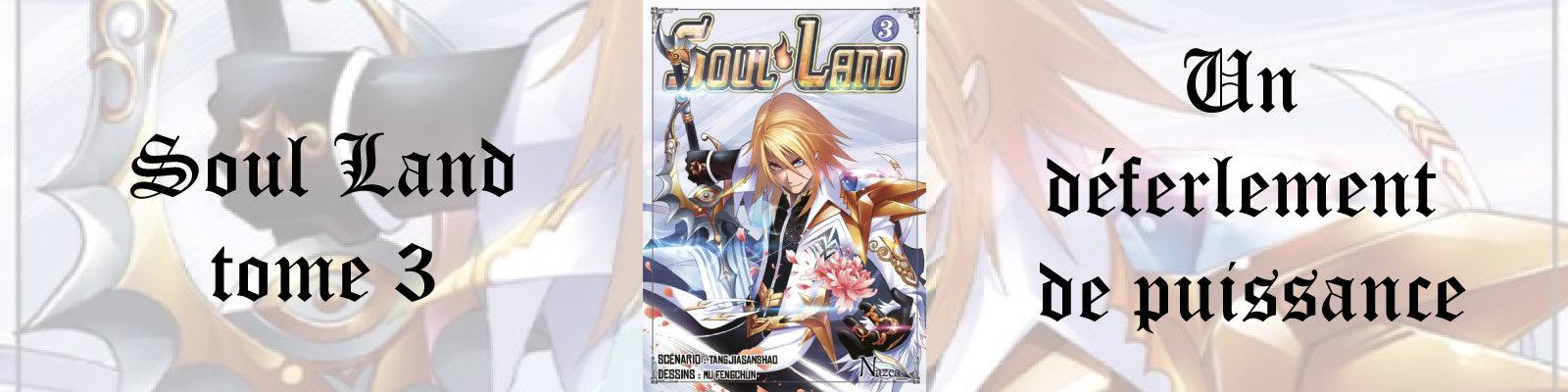 Soul Land-Vol.-3